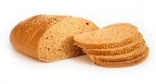 Free Bread With Sesame Royalty Free Stock Photography - 14384717