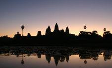 Free Angkor Wat Stock Images - 14384934