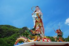 Free Guan Yin Stock Photography - 14385562
