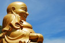 Free Big Buddha Image Royalty Free Stock Photos - 14385598