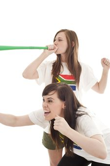 Fifa World Cup 2010 South Africa Stock Photos
