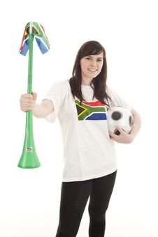 Fifa World Cup 2010 South Africa Stock Image