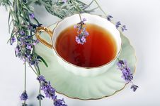 Free A Cup Of Tea Royalty Free Stock Photos - 14386538