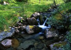 Free Mountain Stream Royalty Free Stock Photos - 14386838