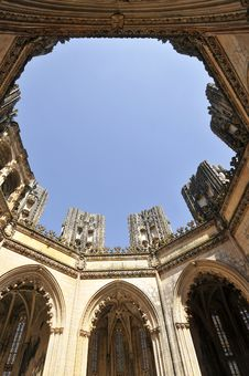 Free Monastery Batalha Stock Photography - 14387012
