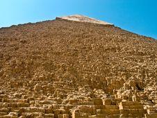Free Khafre Pyramid, Giza, Egypt Stock Images - 14387374