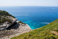Free Corse Landscape Royalty Free Stock Photos - 14387438