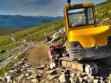 Free Mountain Construction Stock Photo - 14387530