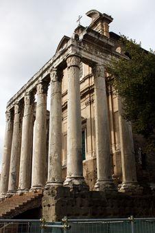 Free Rome Forum Stock Photo - 14387810