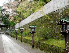 Springtime Japan Stock Images