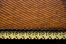 Free Roof @ Pat4994 Royalty Free Stock Photos - 14390638