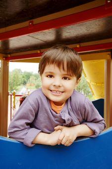 Free Smiling Boy Royalty Free Stock Photos - 14390818