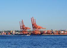Free Port Stock Photo - 14391080