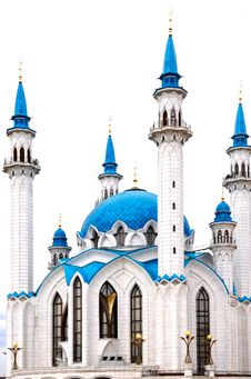 Free Kul Sharif Mosque Stock Images - 14391444