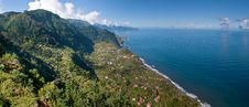 Free Madeira North Coast Royalty Free Stock Image - 14392406