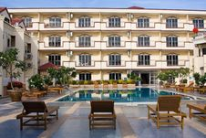 Hotel In Thailand Royalty Free Stock Photos