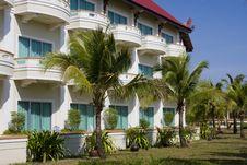 Free Hotel In Cambodia Stock Photo - 14392760