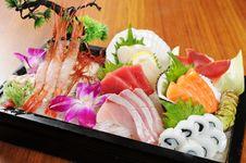 Free Sashimi Stock Photo - 14392880
