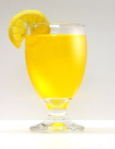 Free Orange Juice Glass Drink Royalty Free Stock Images - 14392979