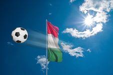 Free Football Royalty Free Stock Image - 14393846