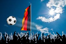 Free Football Royalty Free Stock Photography - 14393847