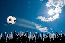 Free Football Stock Image - 14393861