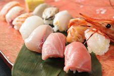Free Sashimi Royalty Free Stock Photos - 14394208