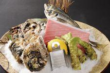 Free Sashimi Stock Image - 14394321