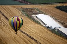 Free Hot Air Balloon Royalty Free Stock Photography - 14394647