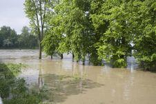 Free Flood Royalty Free Stock Photography - 14394767