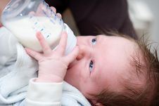 Free Hungry Baby Stock Images - 14396114