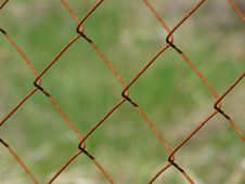 Free Detail Of Metal Mesh Royalty Free Stock Photography - 14396507