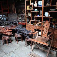 Free Chinese Handiwork Royalty Free Stock Photography - 14397027