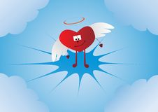 Free Vector Heart Royalty Free Stock Photo - 14398415