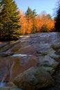 Free Rock Ledge Stream Stock Image - 1442041