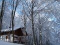 Free Mountain Hut Stock Image - 1442821