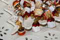 Free Christmas Houses Stock Photography - 1444472