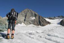 Free Mountain Tourist Stock Photo - 1440240