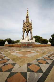 Free Albert Memorial Stock Images - 1442214