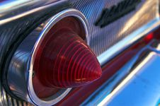 Free Classic Car Tail Lamps Stock Photo - 1443910