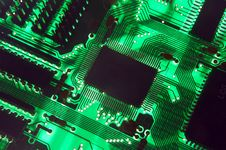 Free Circuit Board Stock Photos - 1444323