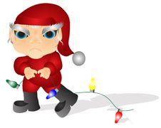 Free Un-happy Elf Stock Photos - 1444913