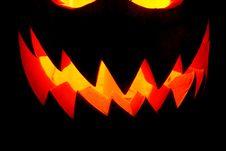 Free Jack-o-lantern 3 Royalty Free Stock Images - 1446919