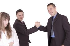 Free Business Team Stock Photo - 1446960
