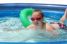 Free Pool Fun 5 Stock Image - 1447051