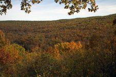 Free Devils  Den State Park Overlook Stock Photos - 1447753