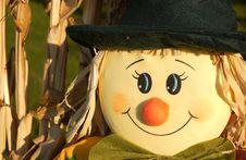 Free Scarecrow Royalty Free Stock Image - 1447766