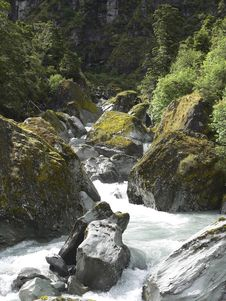 Free Glacier Torrent Stock Photos - 1449143