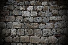 Free Wall Of Stones Stock Photography - 14400342