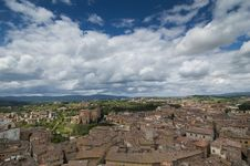 Free Tuscany City Stock Image - 14400371